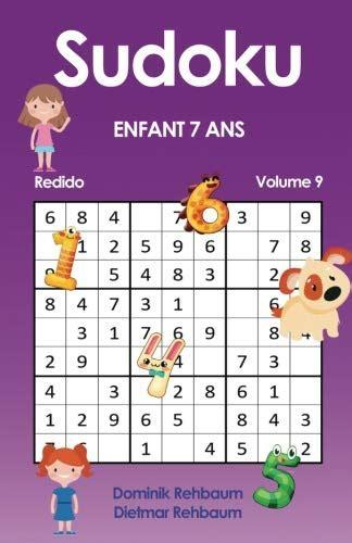 Redido Sudoku Enfant 7 Ans Volume 9