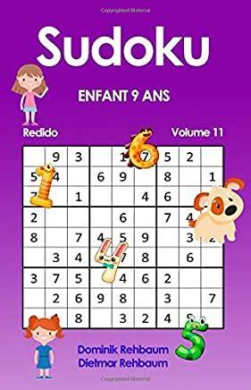 Redido Sudoku Ninos De 9 Vol 11