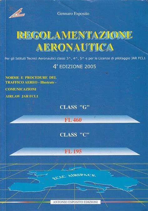 Regolamentazione Aeronautica Con Espansione Online