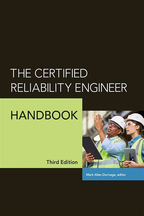 Reliability Engineering Manual