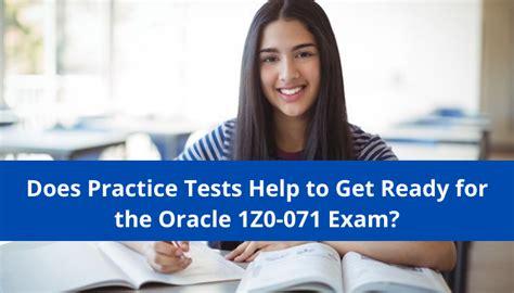 Reliable 1z0-071 Exam Cram