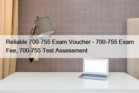 Reliable 700-755 Exam Book