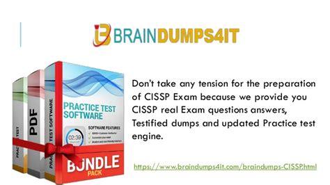 Reliable CISSP Braindumps Files