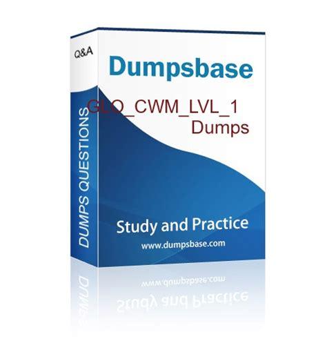 Reliable GLO_CWM_LVL_1 Dumps Questions