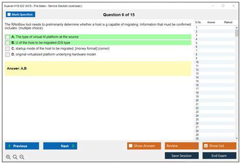 Reliable H19-322 Exam Registration