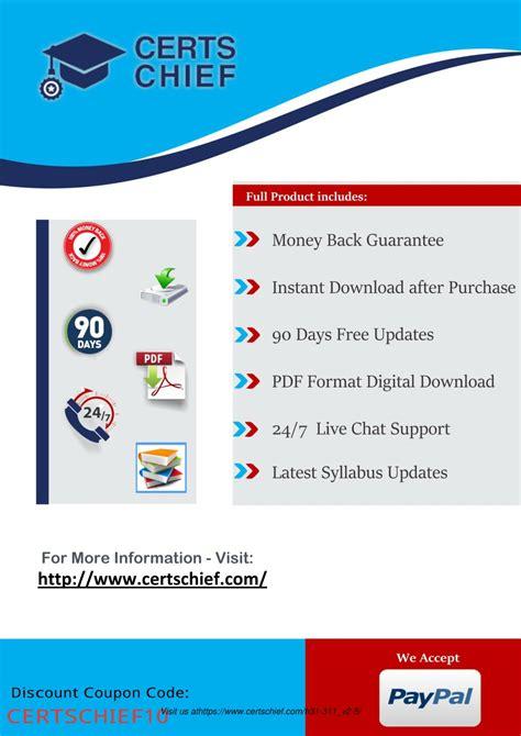 Reliable H31-341_V2.5 Test Sample