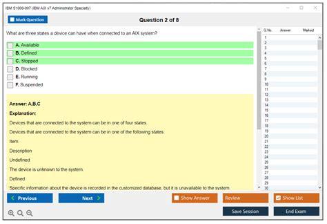 Reliable S1000-007 Exam Braindumps