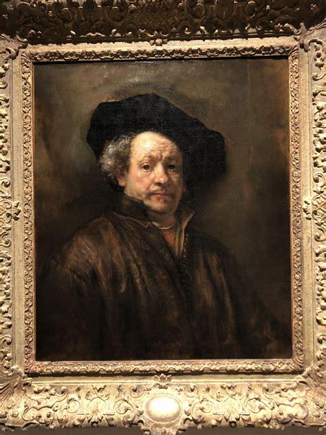 Rembrandt Autorretratos