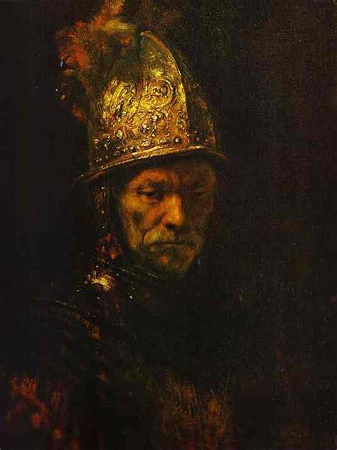 Rembrandt Un Homme Une Oeuvre