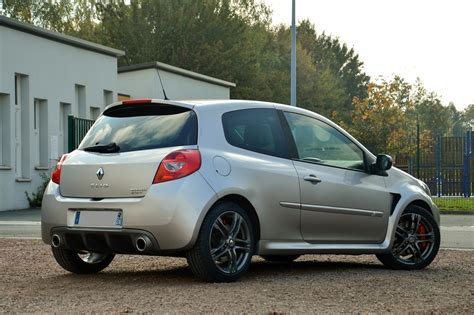 Renault Clio 3 Rs Manual