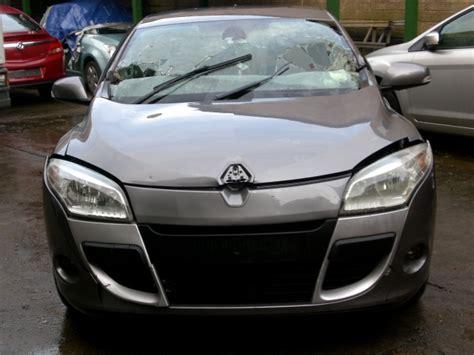 Renault Megane Manual Electric Window