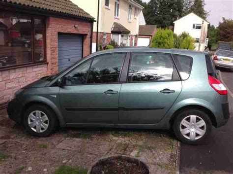 Renault Megane Scenic Expression Car Manual Auto