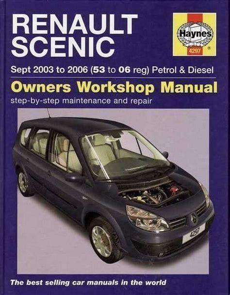 Renault Scenic Manual 05