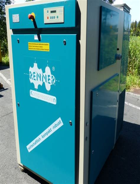 Renner Compressor Manual Rs55