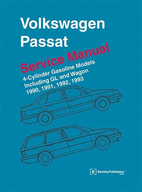Repair Manual For 1990 Passat