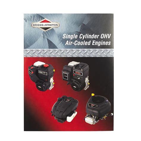 Repair Manual For Briggs And Stratton 276781