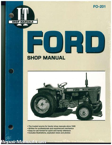 Repair Manual Fordson