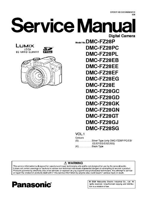 Repair Manual Fz28