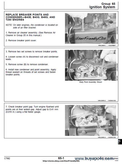 Repair Manual Onan Engine