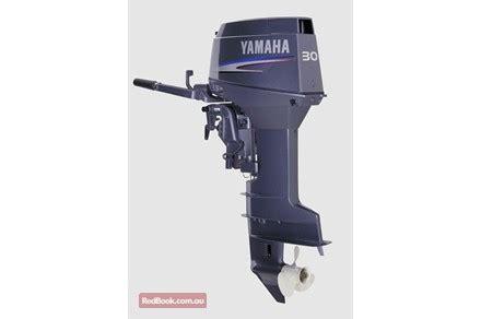 Repair Manual Yamaha 30detol