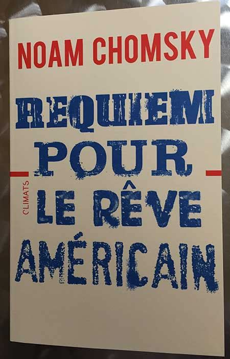 Requiem Pour Le Reve Americain