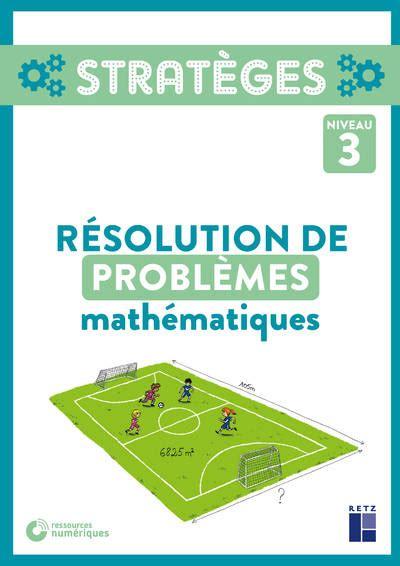 Resolution De Problemes Niveau 3 Cm1 Cm2 Cd Rom