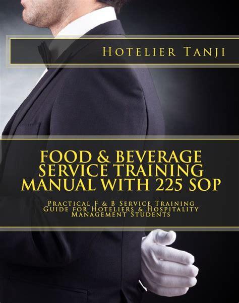 Restaurant Waiter Training Manual