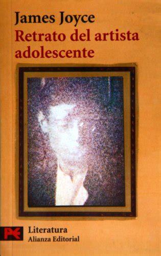 Retrato Del Artista Adolescente El Libro De Bolsillo Literatura