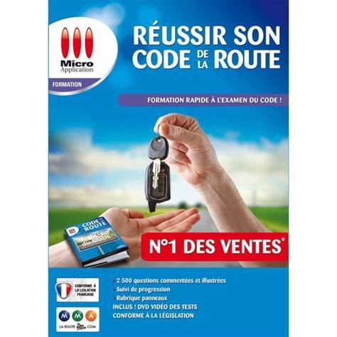 Reussir Son Code De La Route Edition 2013