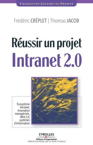 Reussir Un Projet Intranet 2 0 Ecosysteme Intranet Innovation Manageriale Web 2 0 Systemes D Information