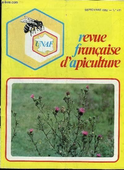 Revue française d'apiculture