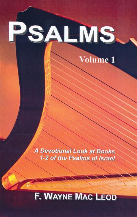 Rhyming Psalms Volume 1 Book I 1 41 And Book Ii 42 72