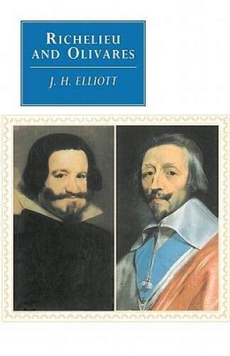 Richelieu And Olivares Canto Original Series