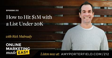 Rick Mulready - FB AD Manager