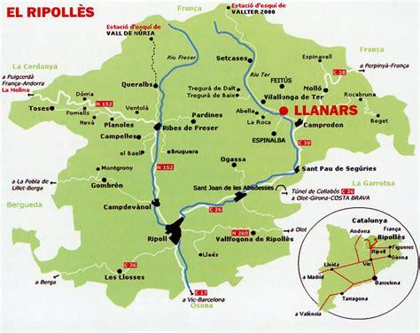 Ripolles Mapa Y Guia Excursionista