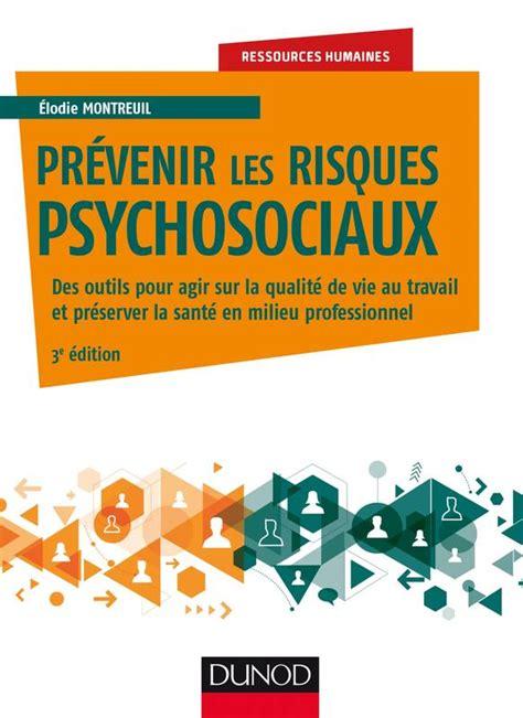 Risques psychosociaux : Informer et prévenir