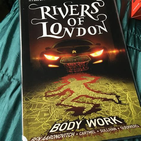 Rivers of London (A Rivers of London novel Book 1)