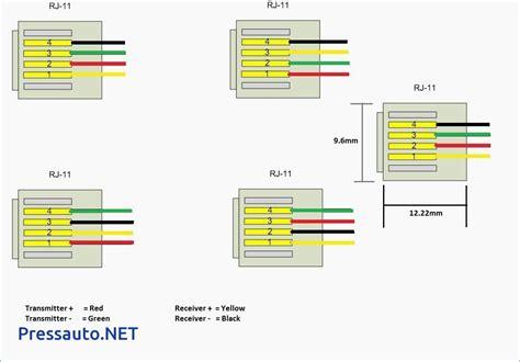 Rj11 To Rj45 Wiring Diagram Free