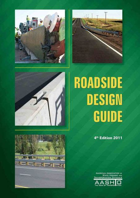 Roadside Design Guide 4th Edition
