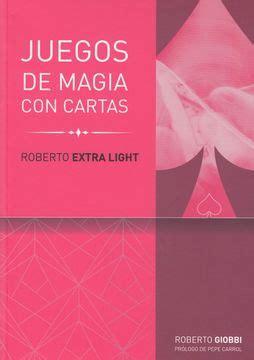 Roberto Extra Light Juegos Con Cartas Trilogia Roberto Light