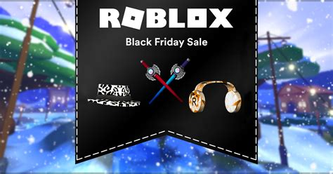 A Start-To-Finish Guide Roblox Black Friday Sale 2021