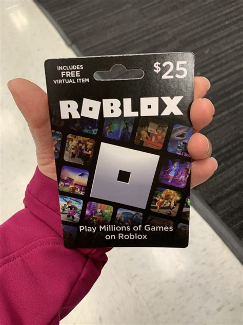 The Best Roblox Gift
