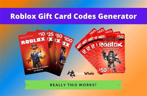 3 Little Known Ways Of Roblox Gift Card Generator 2021 No Human Verification