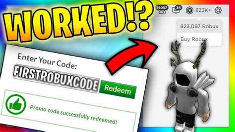 1 Things Roblox Promo Codes For Robux July 2021