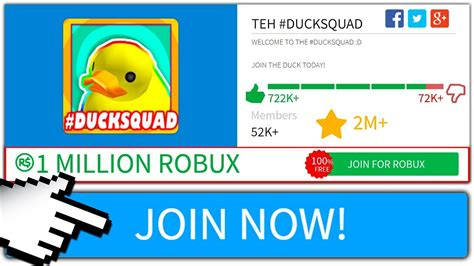 The Best Roblox Robux Group