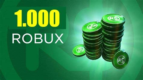 1 Ways Robux 1000