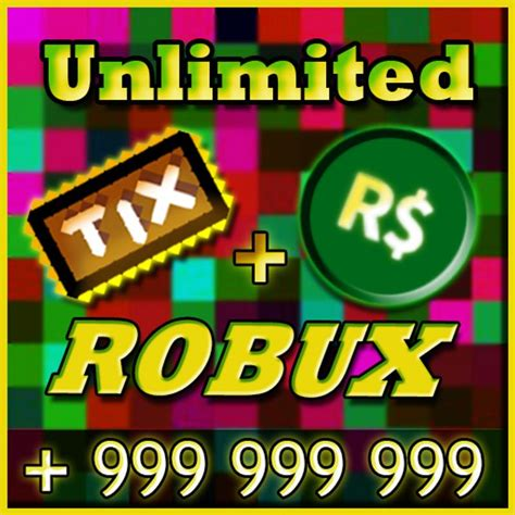 The Little-Known Formula Robux And Tix