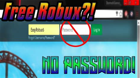 The Definitive Guide To Robux For Free No Password