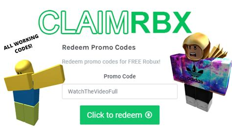 4 Secret Of Robux Promo Codes For Roblox 2021