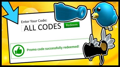 The Five Things You Need To Know About Robux Promo Codes List